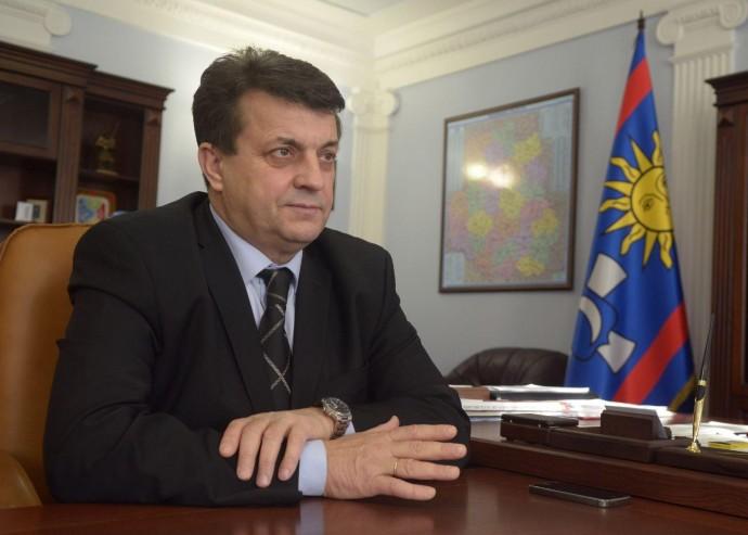 Національне агентство з питань запобігання корупціївнесло приписи голові Вінницької обласної ради