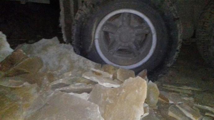 На Вінниччині оштрафували порушника, який самовільно видобував пісковик