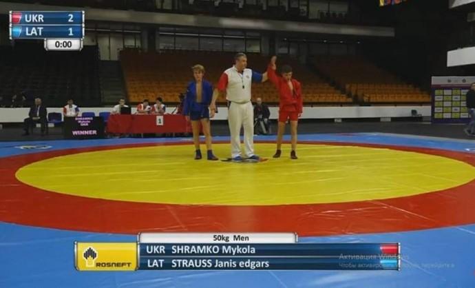 Вінничани стали призерами чемпіонату світу з самбо (Фото)