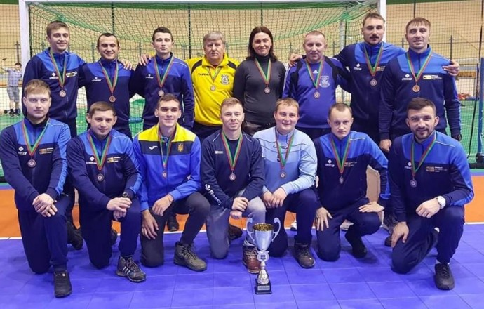 Вінницькі індорхокеїсти привезли бронзу з міжнародного турніру в Мінську (Фото)