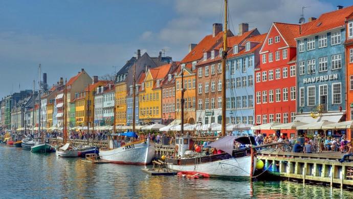 Работа и практика в Дании легально