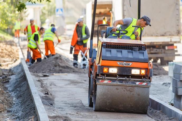 У Вінниці за рік облаштували майже 6 кілометрів тротуарів