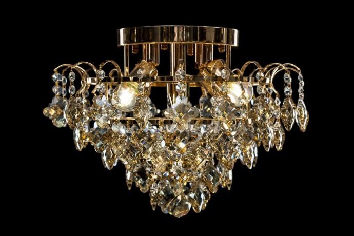 Хрустальные люстры различных стилей на splendid-ray.ua