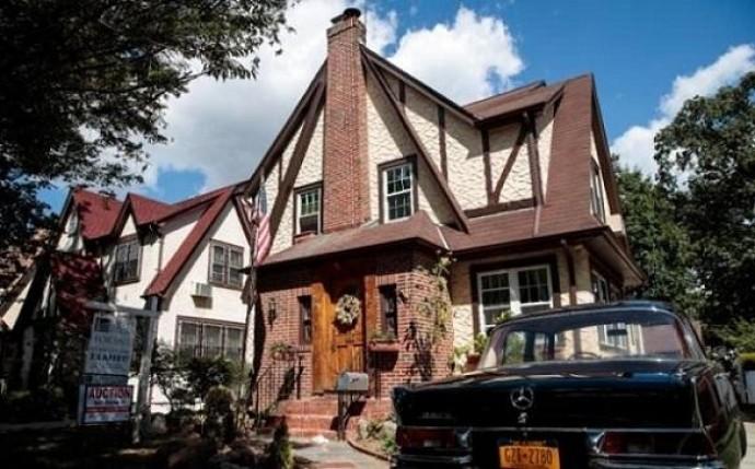 Дом детства Дональда Трампа снова в продаже