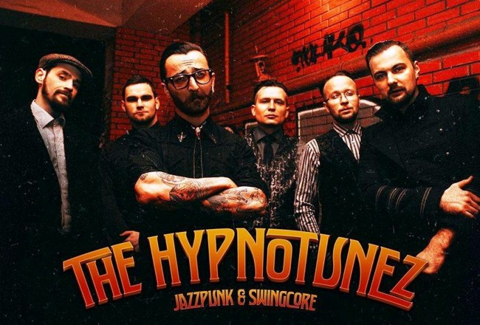 Вінницький гурт The Hypnotunez представив пісню, з якою виступить у відборі Євробачення