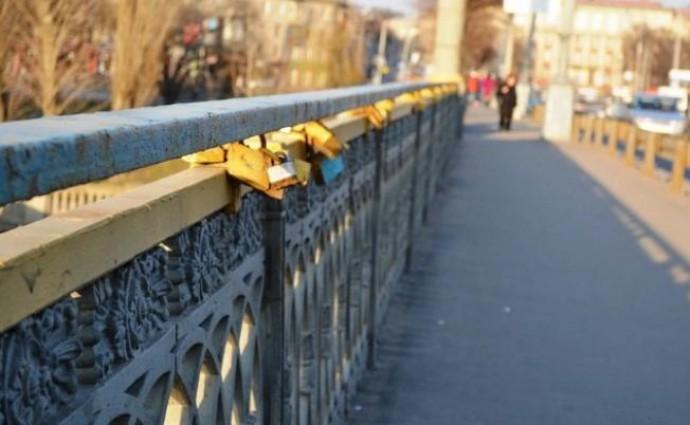 У Вінниці самогубця стрибнув з Центрального мосту (Фото)
