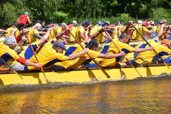 Вінничани розпочали підготовку до чемпіонатів Європи і світу з драгонботу (Фото)