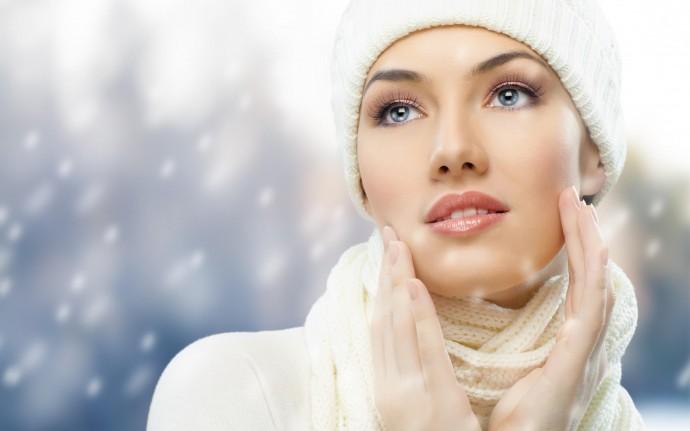 Живлення і захист шкіри взимку