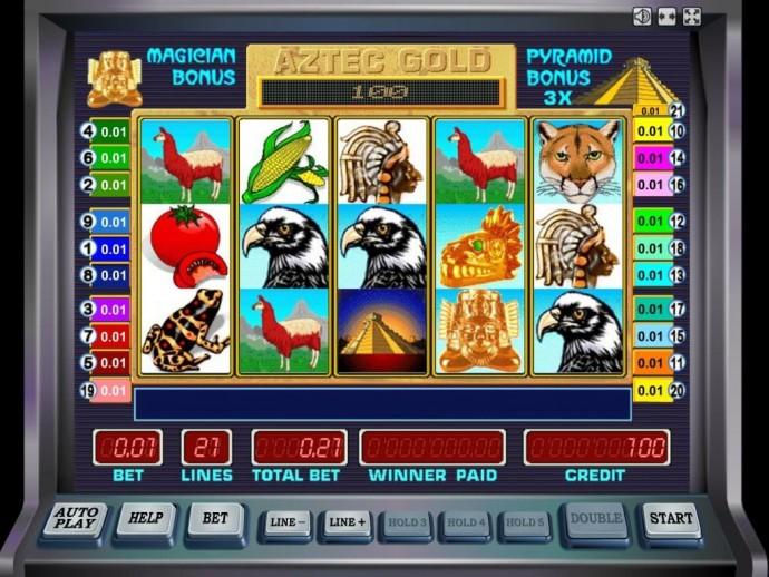 Игровой автомат 3d модель