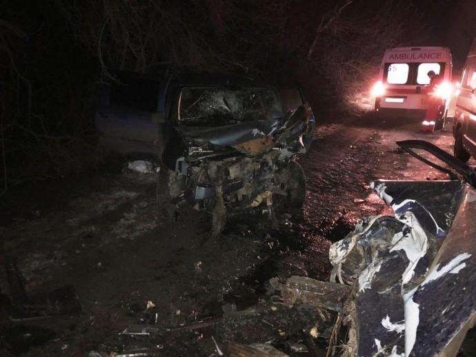 На Вінниччині сталась потрійна ДТП: є загиблі (Фото)