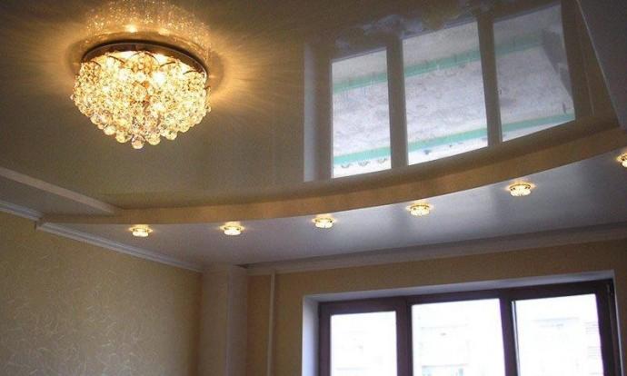Где купить натяжные потолки в Киеве от производителя?