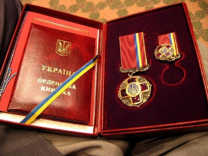 Порошенко нагородив двох вінничан орденом «За заслуги»
