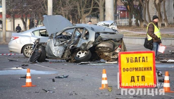У Вінниці оголосили про підозру водію «Infiniti», який спричинив моторошну ДТП (Фото)