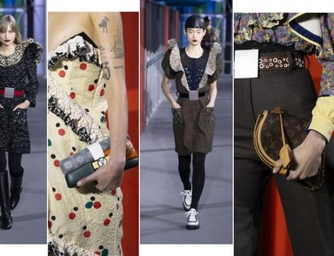 Звездные гости показа Louis Vuitton