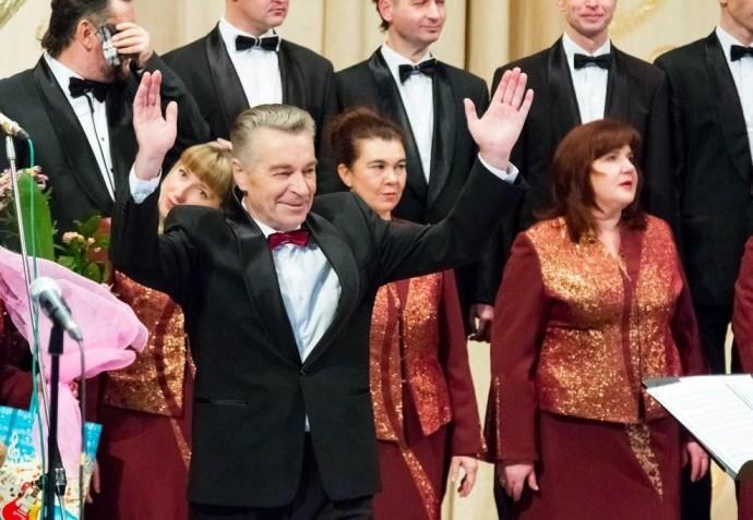 Помер почесний громадянин Вінниці - диригент Віталій Газінський (Фото+Відео)