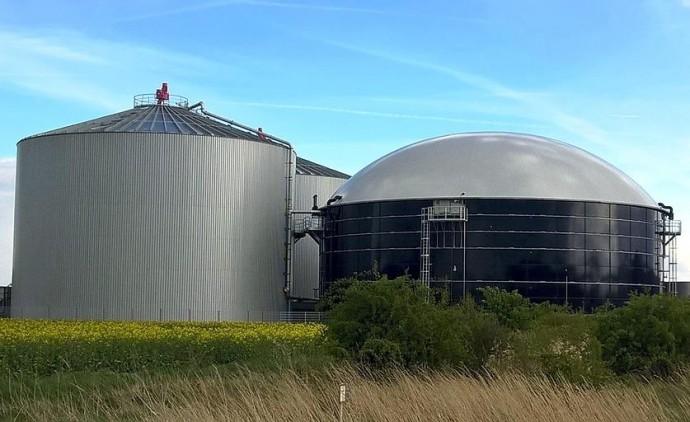 У Ладижині добудували першу чергу біогазового комплексу потужністю 12 МВт