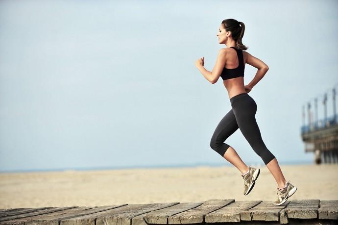 Правильная позиция с головы до пят: как правильно бегать