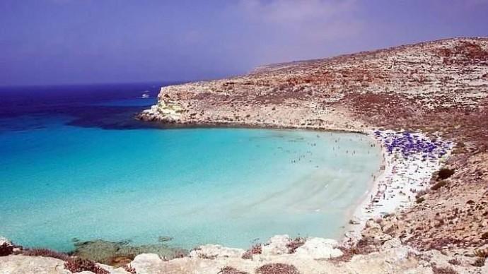 Назван самый красивый пляж Италии