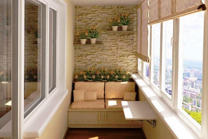 Балконы под ключ – отличный способ сэкономить на ремонте