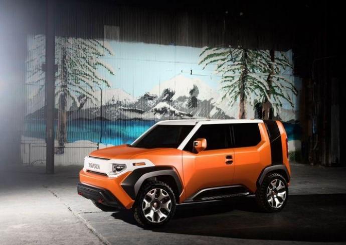 Двенадцать новинок от Toyota — прицел на кроссоверы и внедорожники