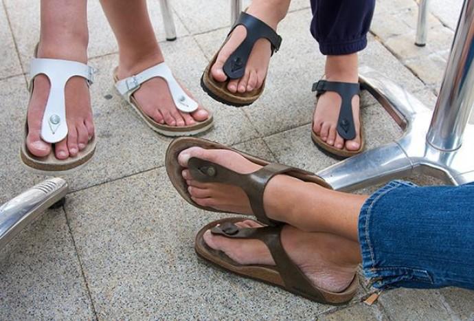 5 видов женской обуви на лето