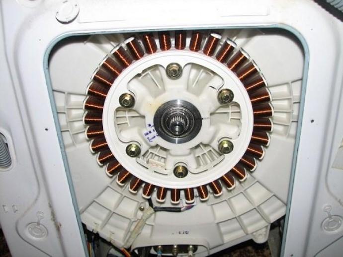 Что такое прямой привод в стиральных машинках
