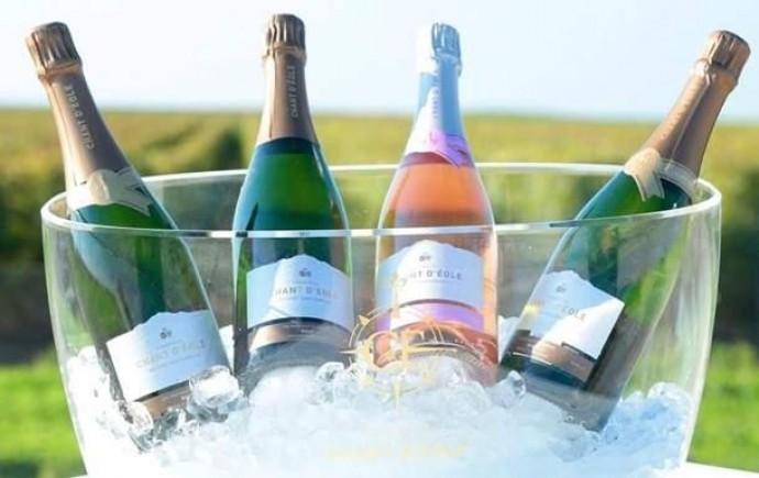 В Брюсселе назвали лучшее в мире игристое вино
