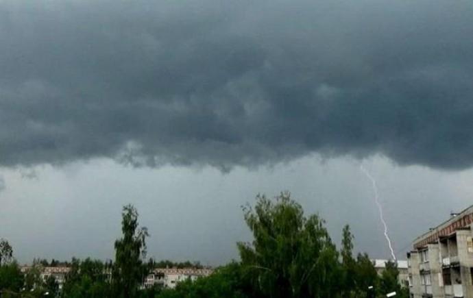 16 травня на Вінниччині очікується погіршення погодних умов
