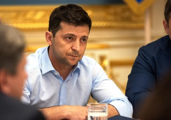 Зеленський видав указ про розпуск Верховної ради