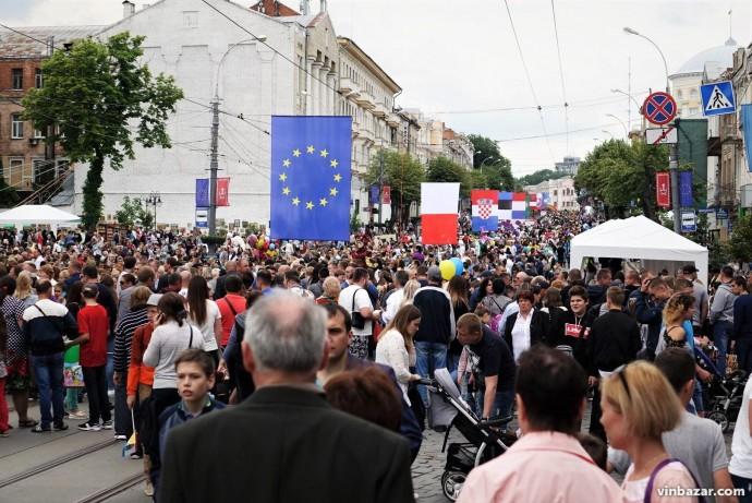 Як святкуватимуть День Європи 2019 у Вінниці (Розклад)