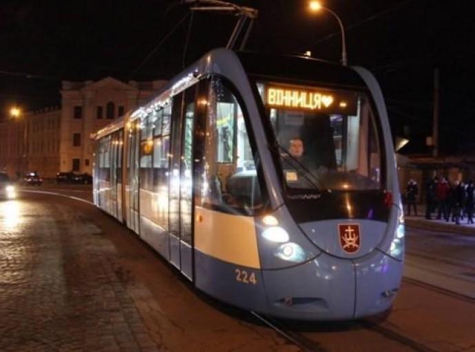 Розклад руху громадського транспорту Вінниці у