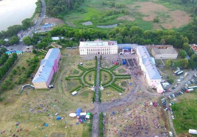 На реконструкцію Палацу Потоцьких у Тульчині витратять 32,5 мільйони гривень
