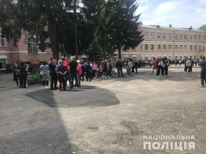 У Вінниці школярки розпилили перцевий газ на уроці (Фото)
