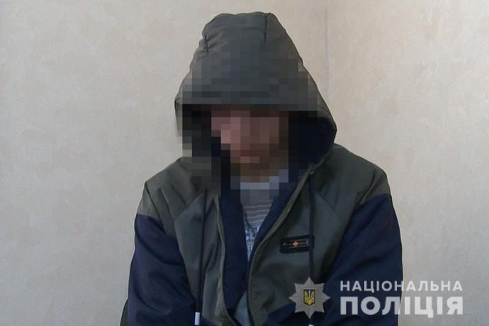 У Вінниці затримали зловмисника, який колов жінок голкою (Фото+Відео)
