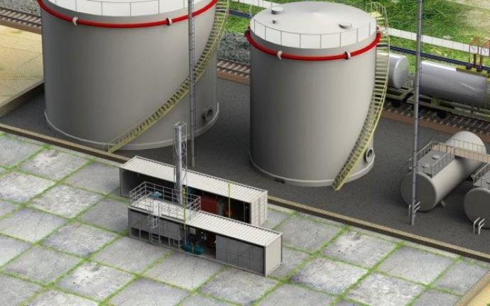 Нормы обслуживания промышленных резервуаров