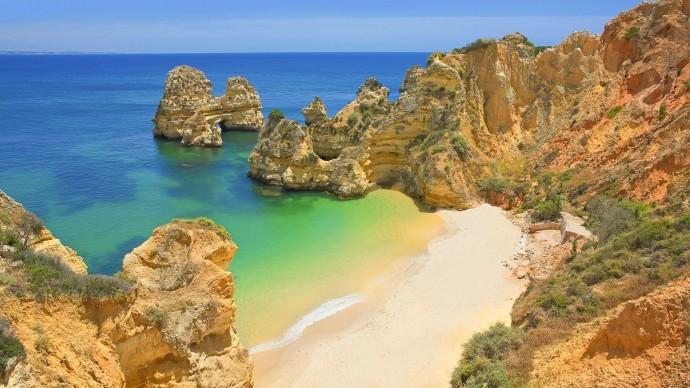 Курорт Алгарве: отдых у Атлантического океана