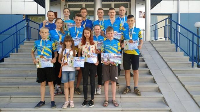 Вінницькі радіоорієнтувальники здобули путівки на домашній чемпіонат світу