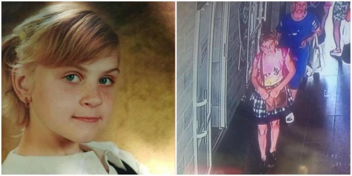 У Київській області знайшли 11-річну дівчинку, яка зникла на Вінниччині (Фото)