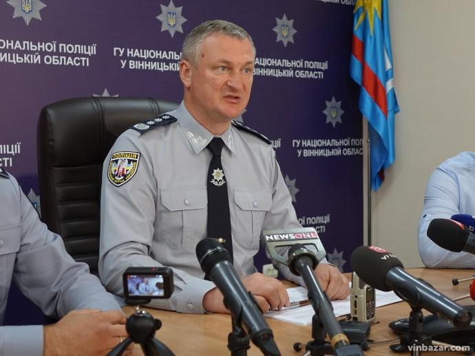 Князєв у Вінниці: