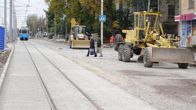 На Замостянській обмежать рух автотранспорту через ремонт