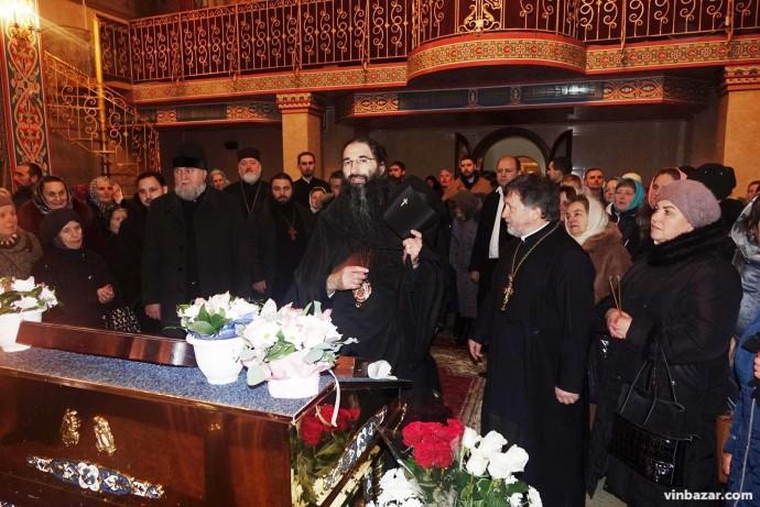 У Вінницькій єпархії УПЦ закликають покаятися священників, які перейшли до ПЦУ