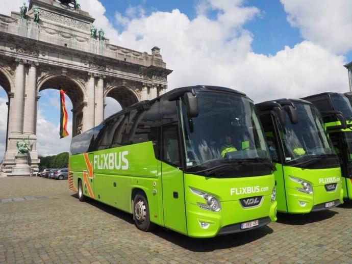 Відомий європейський перевізник FlixBus планує запустити рейси з Вінниці