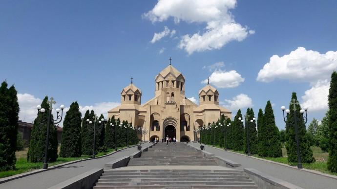 Достопримечательности Еревана, которые надо посетить