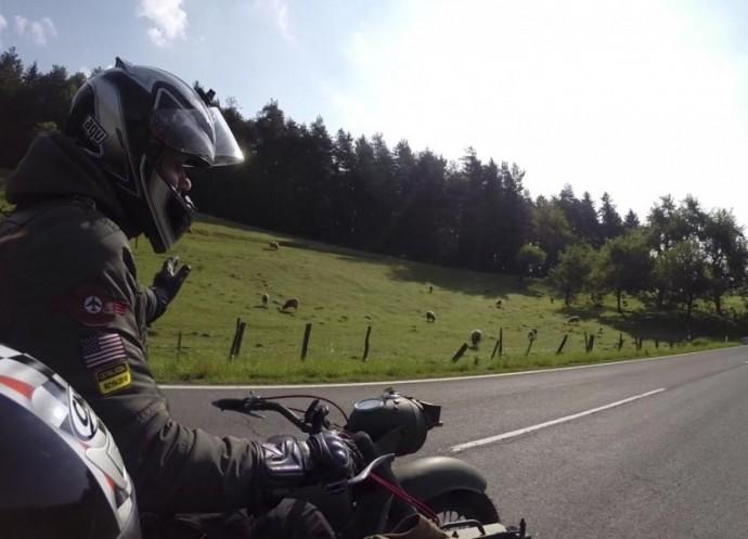На Вінниччині мотоцикліст розбився об паркан
