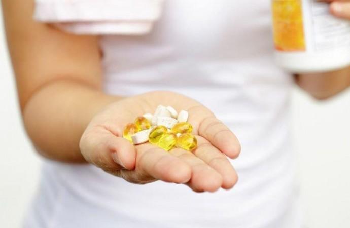 Витамины и минералы при старческом слабоумии