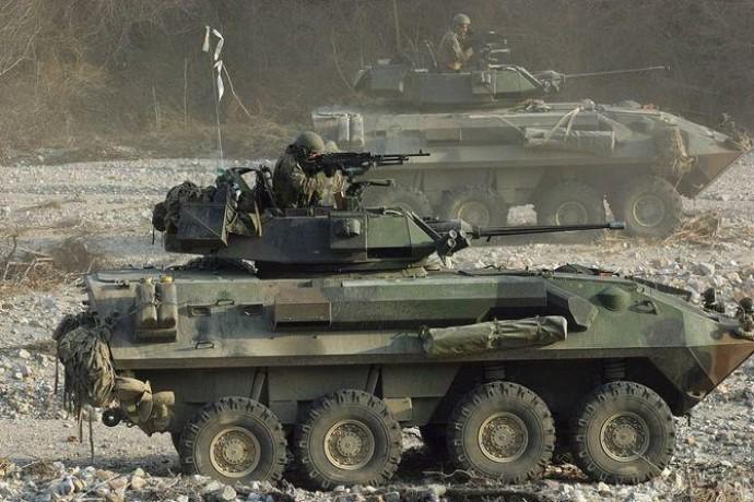 Украина может получить канадские БТР