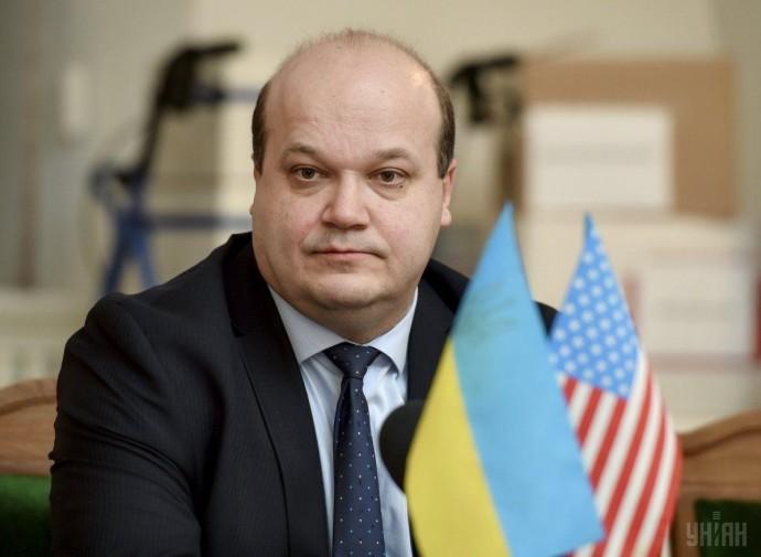 Зеленський звільнив вінничанина Чалого, який працював послом України в США