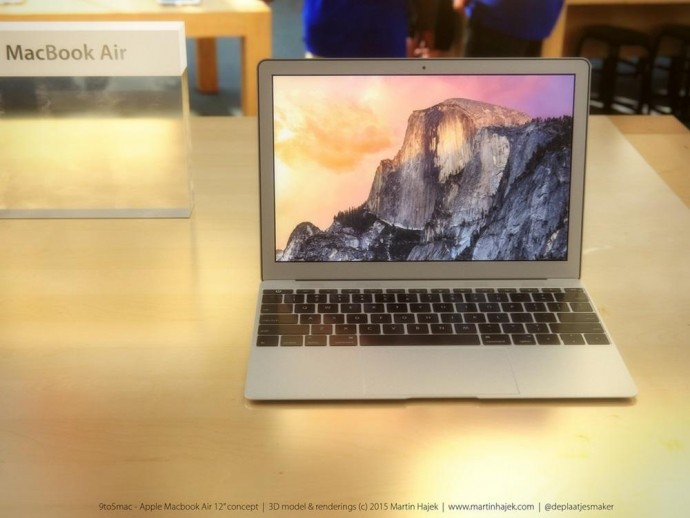 Apple навсегда «похоронила» MacBook Air
