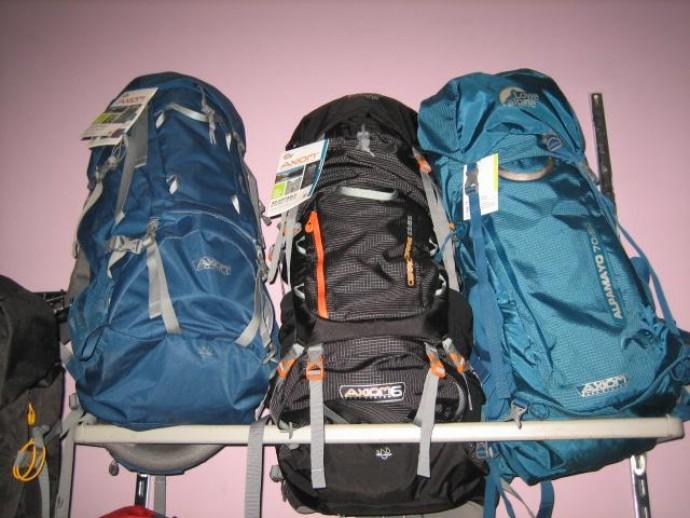 Как подобрать себе рюкзак