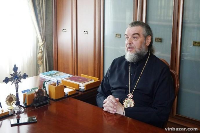 Митрополит Симеон закликав стати на захист собору у Вінниці. Звернення (Відео)